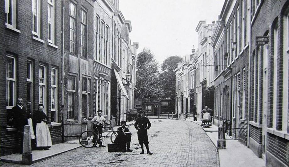 breestraat 1910