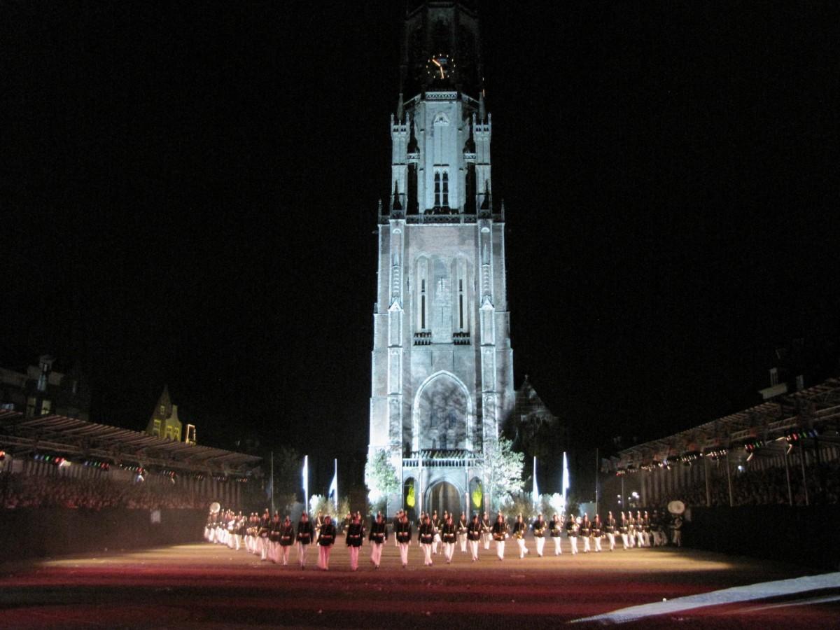 Delft - Taptoe Delft