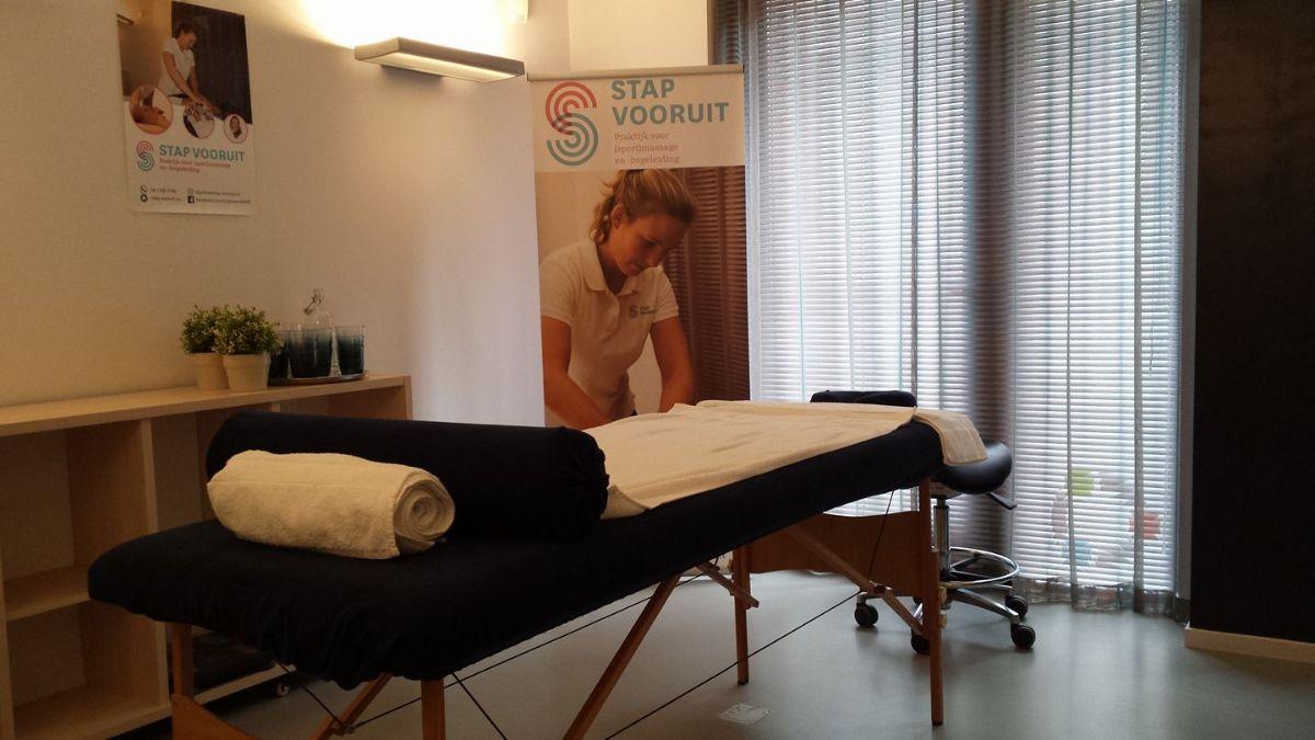 massagepraktijk stap vooruit