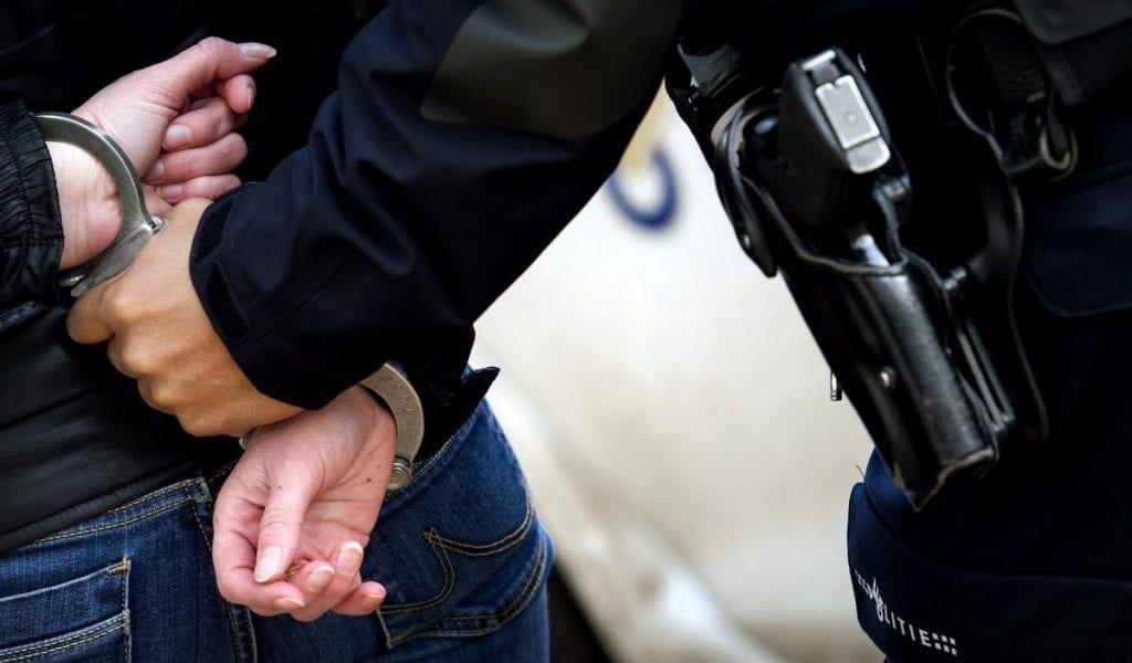 ontvoering-aanhouding-politie-delft-anp