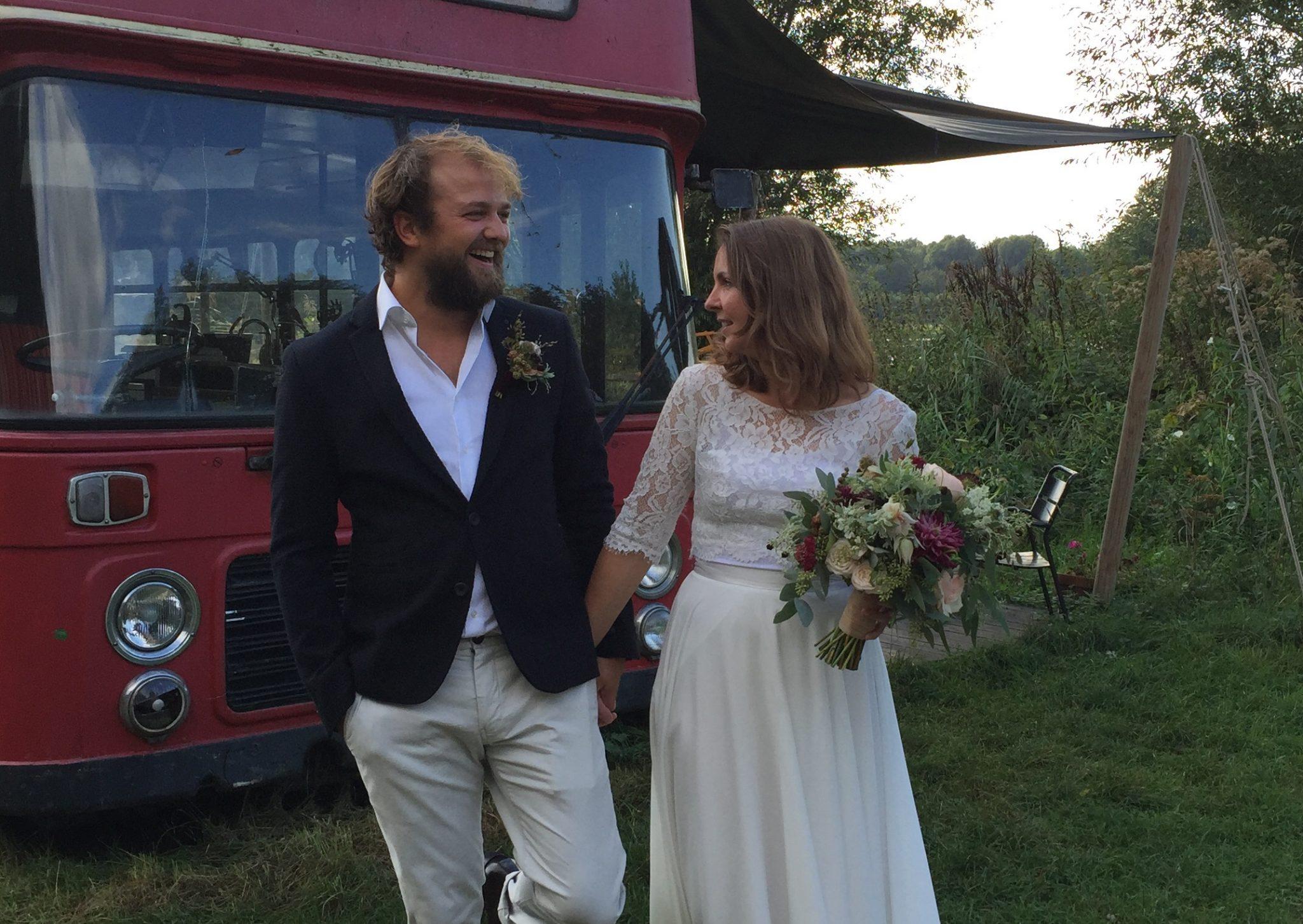 yelke mimi bruiloft
