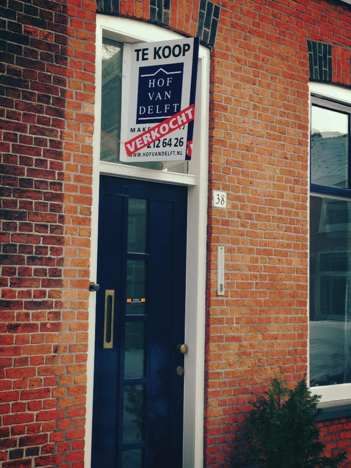 Hof van Delft huis verkopen