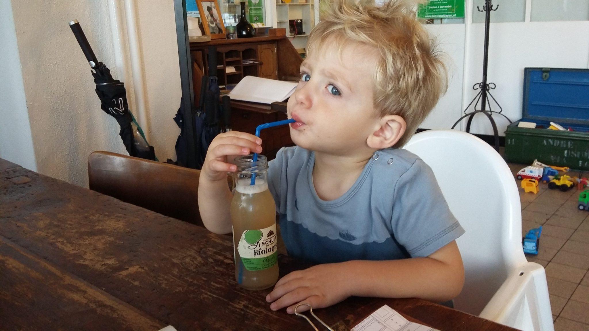Kinderen restaurants delft