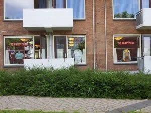 Kledingbank De Buurvrouw Delft
