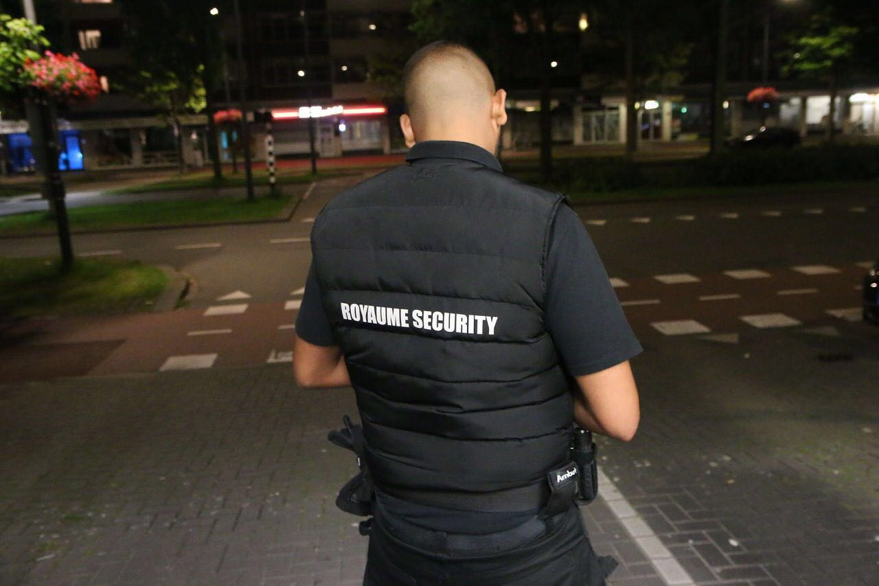 royaume security beveiligers