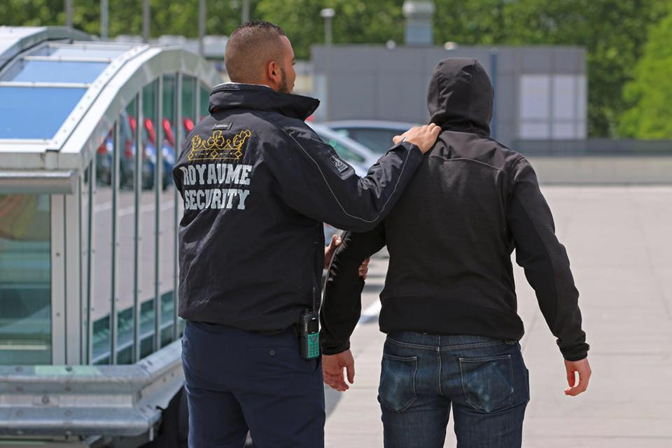 beveiligers royaume security services