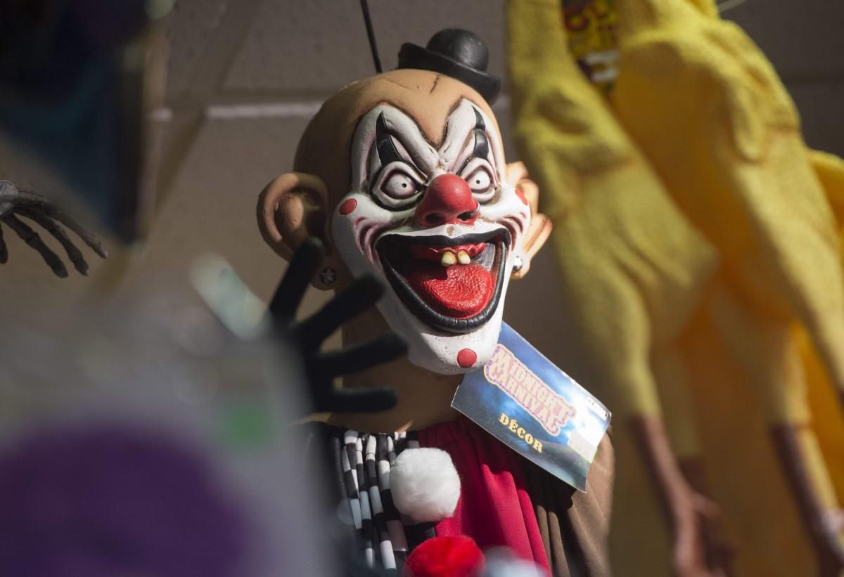 clownsmasker horrorclown