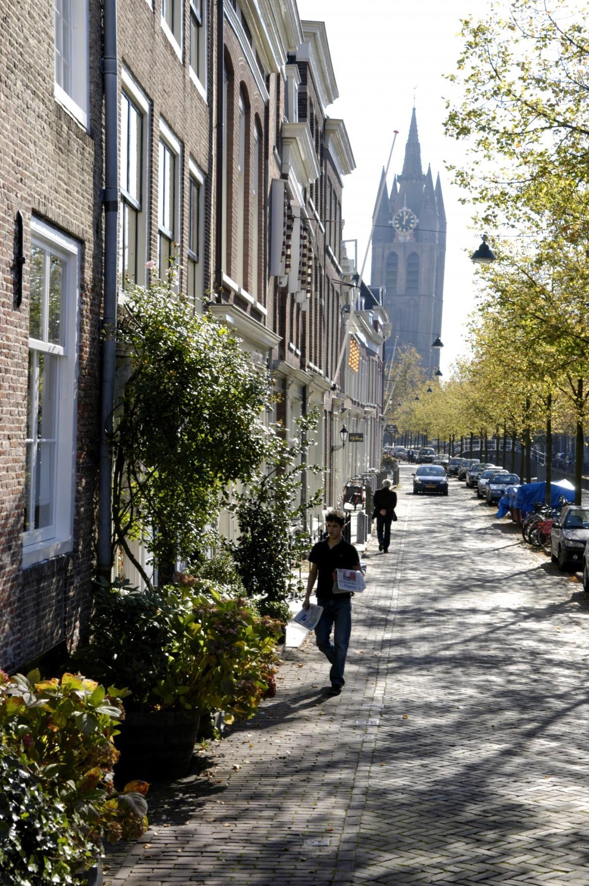 Oude Kerk Delft oude jan