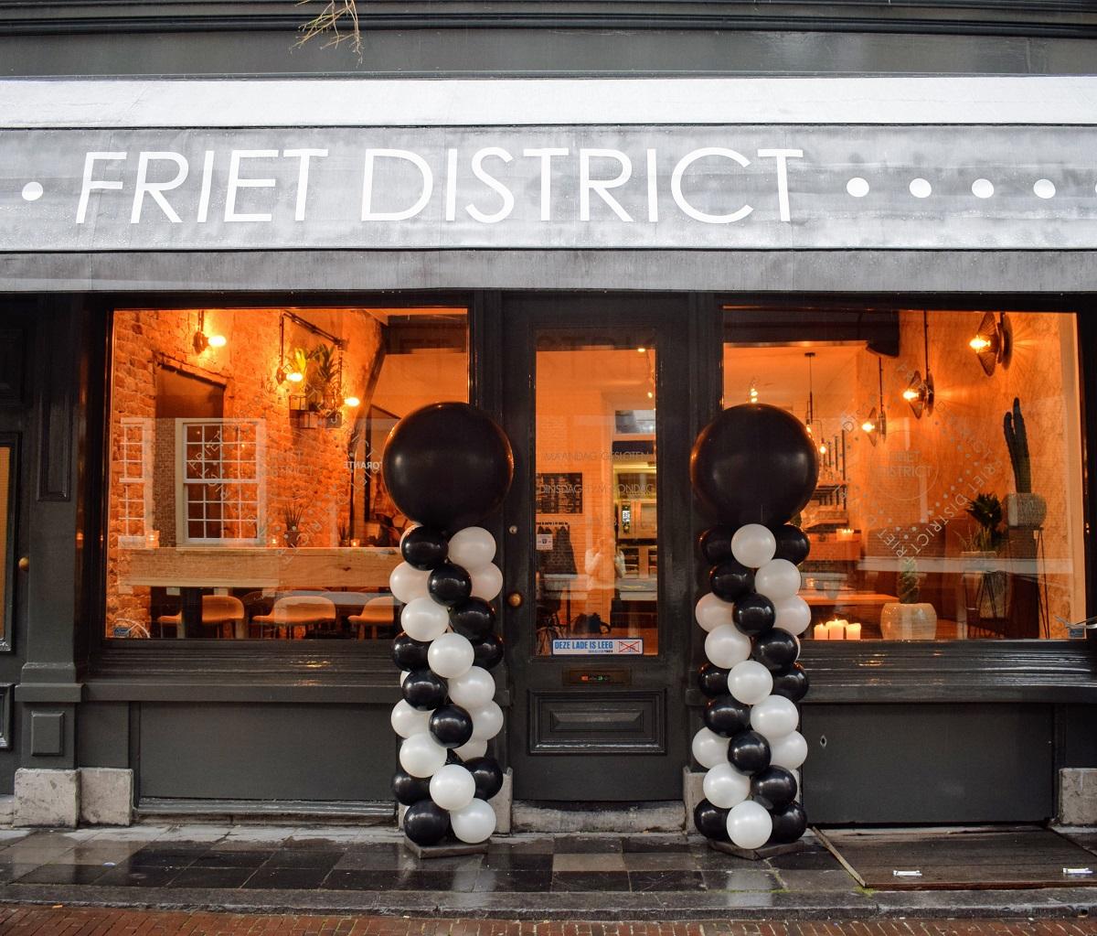friet district delft