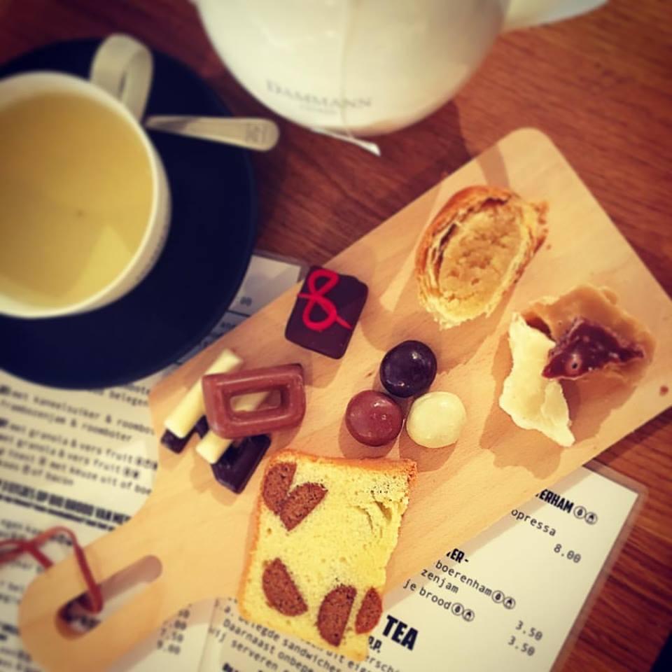 sinterklaas high tea