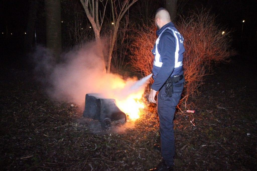 royaume security tegen vuurwerkoverlast