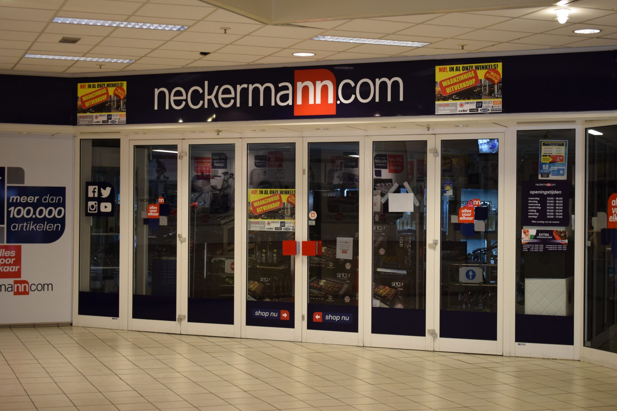 Neckermann.com failliet