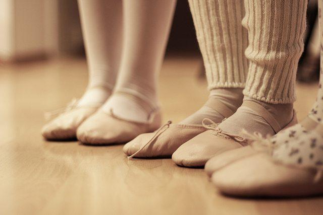 dansen kinderen ballet