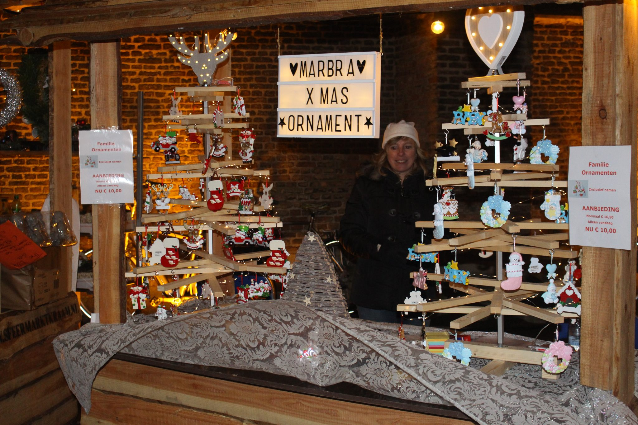 kerstmarkt delft