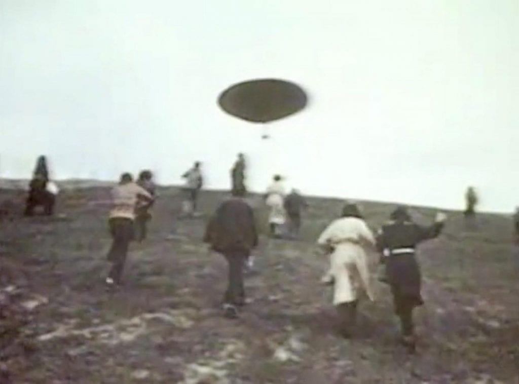 De UFO van Theo Jansen in Delft