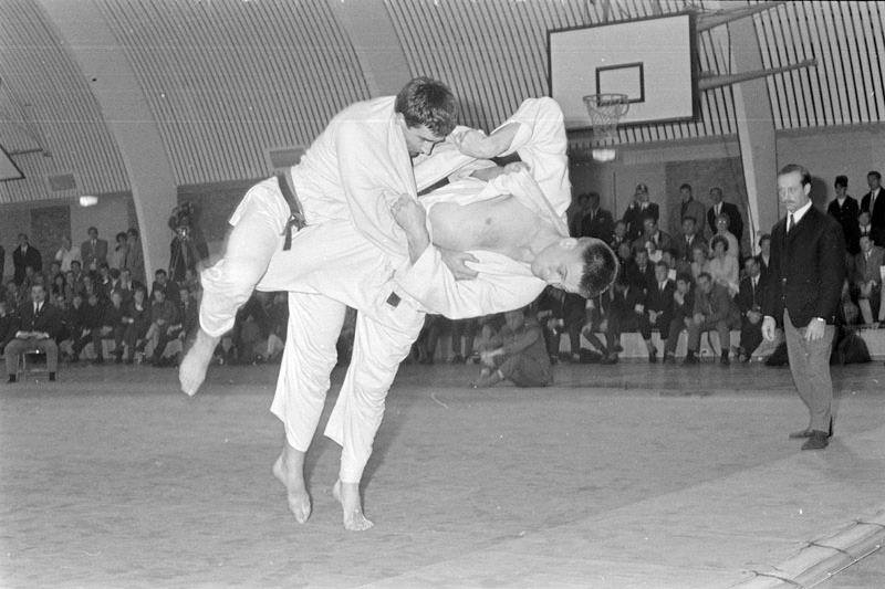 joop gouweleeuw judo