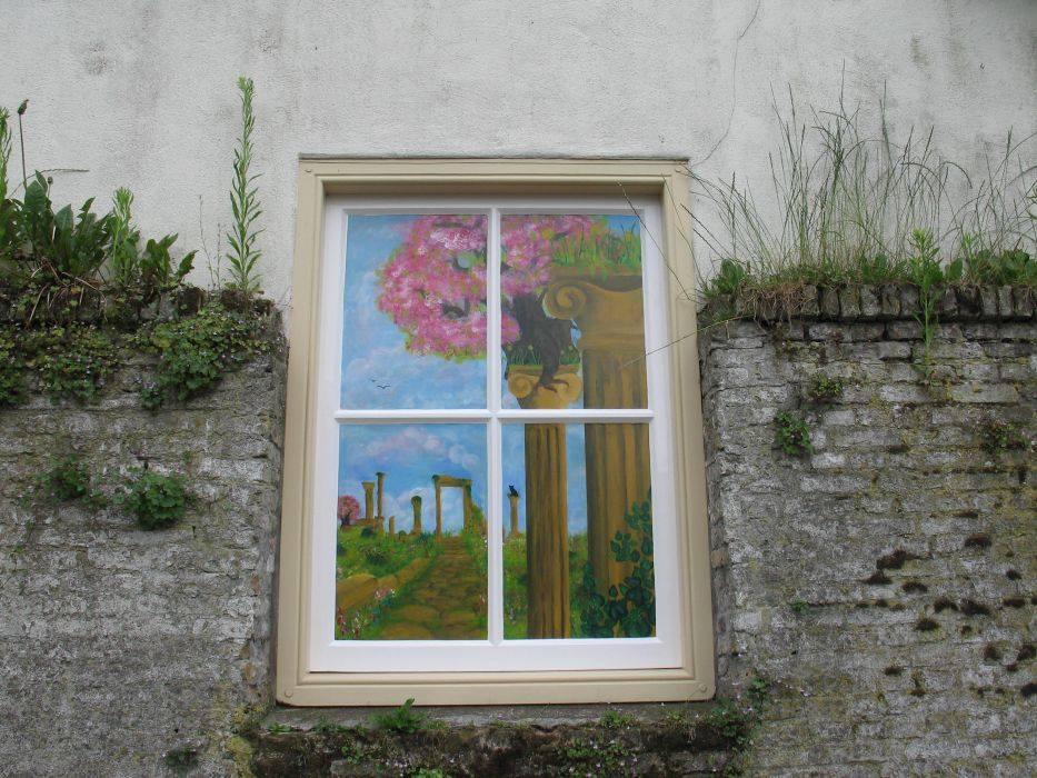 muurschildering Aad Kleijweg