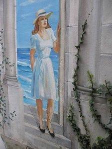 muurschildering Ad Kleijweg