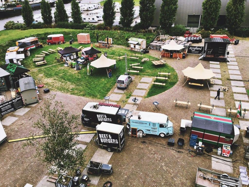 rrrollend food festival