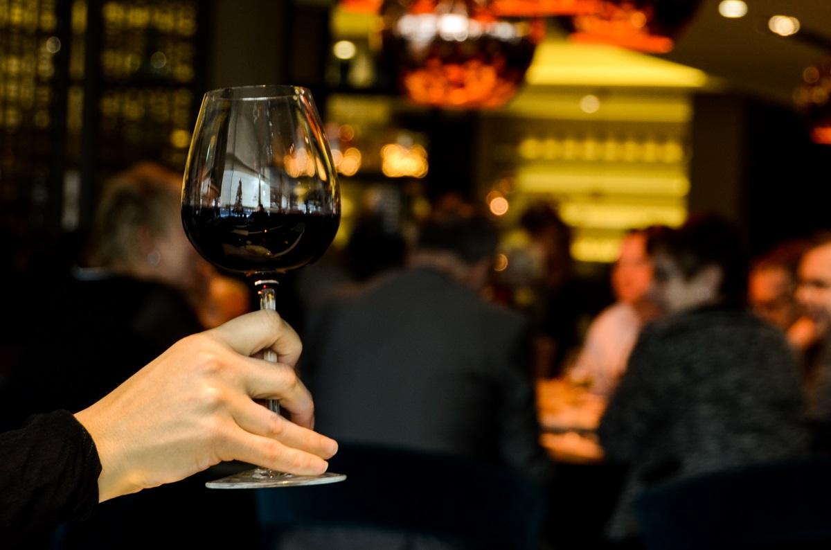 wijn drinken delft