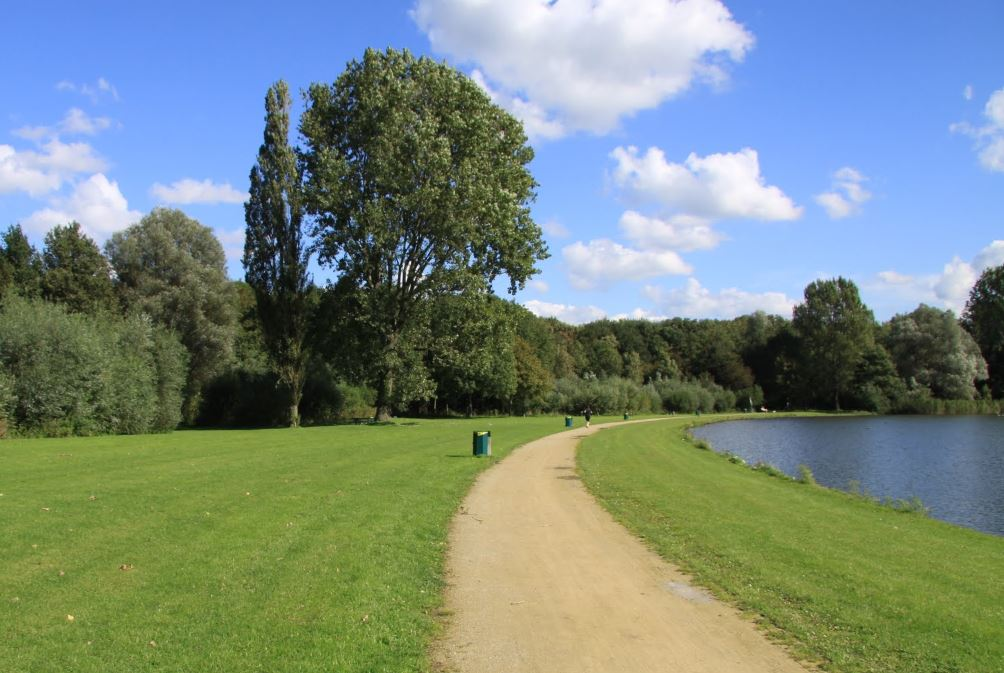 naaktstrand Delft