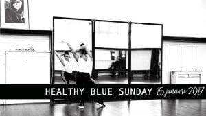 healthy blue sunday