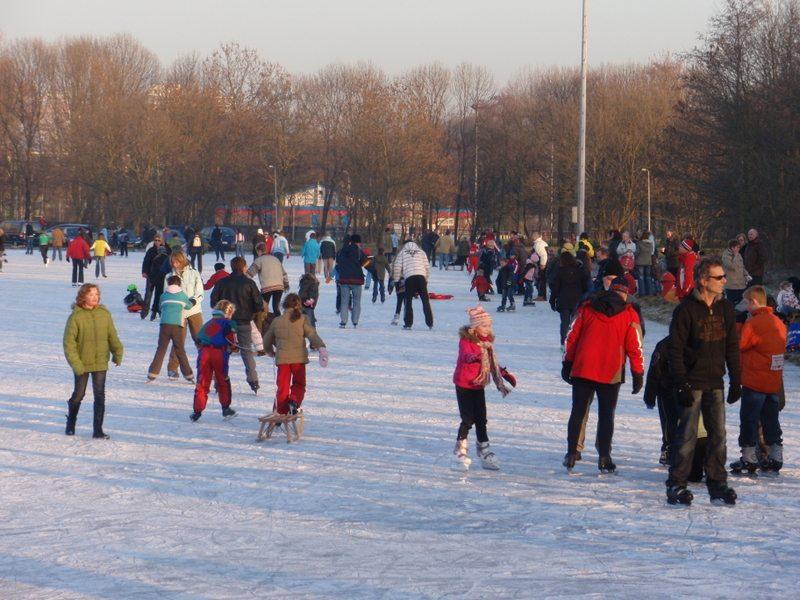 schaatsbaan delft