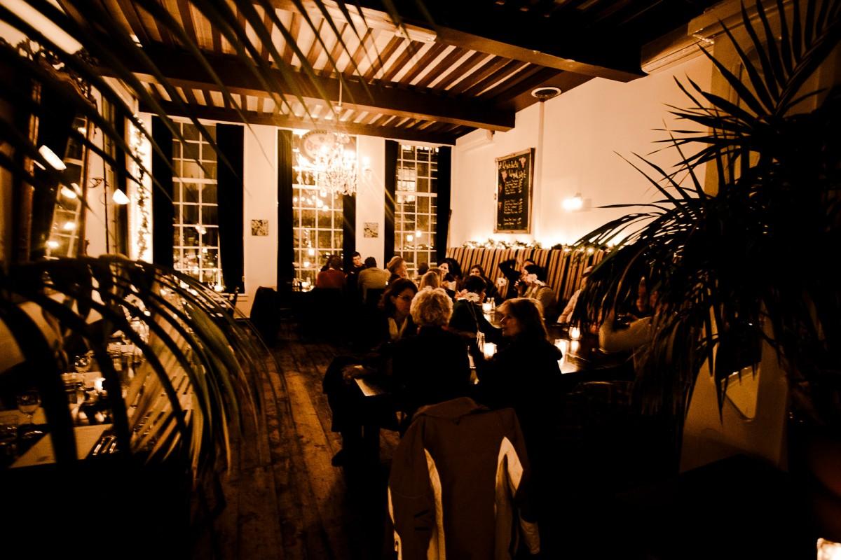 de wijnhaven restaurant