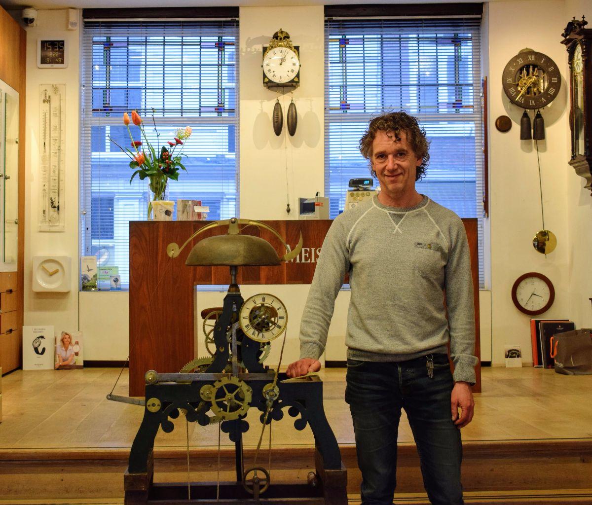 Tjan van Loenen horlogerie