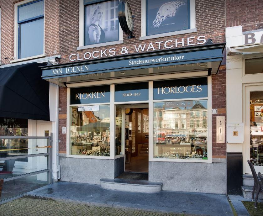 van loenen horlogerie