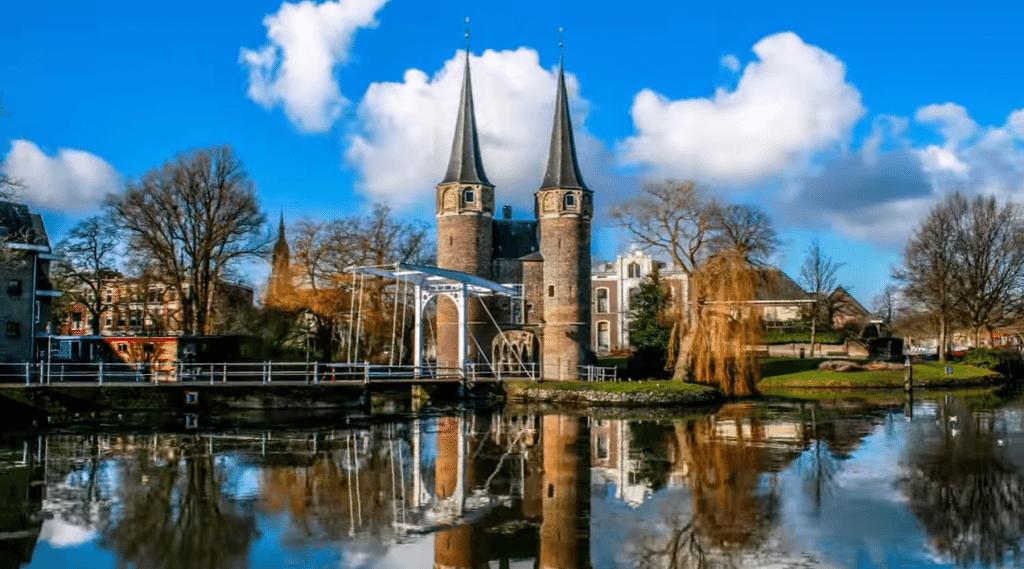 hyperlapse Delft
