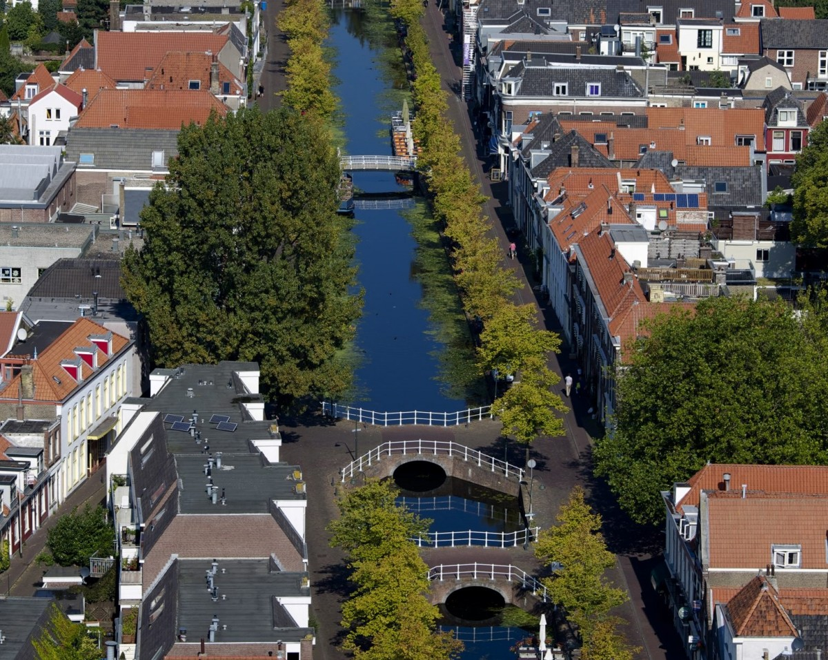 Delft wonen OZB belasting