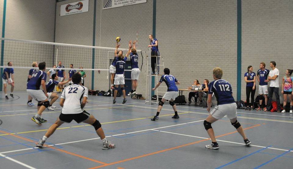 Punch volleybal
