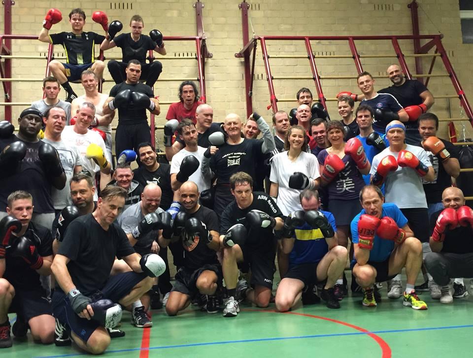 Boksvereniging Delft boksen