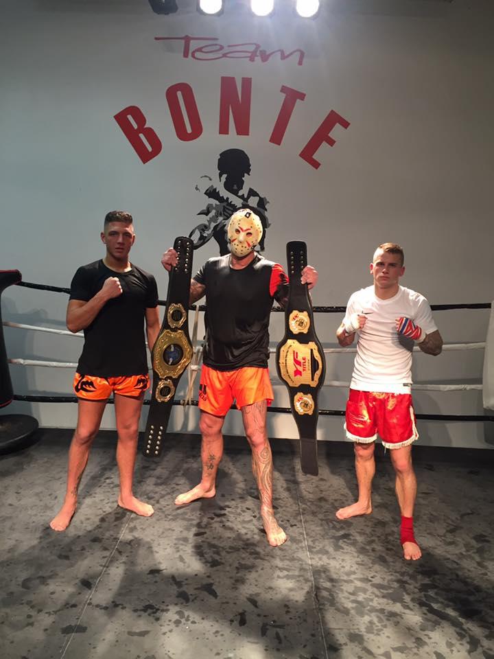 team bonte boksen