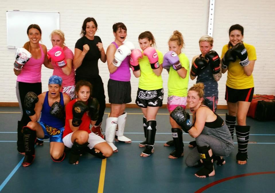 rayo sport kickboksen