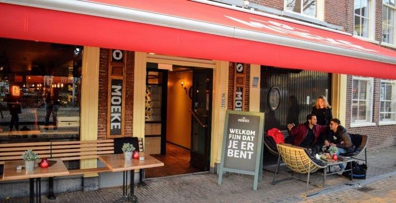 Grand Café Moeke Delft