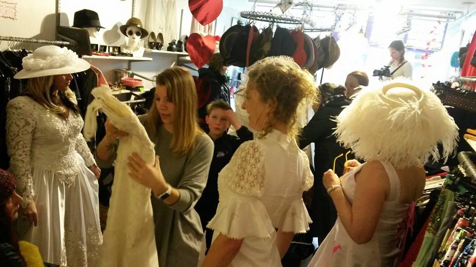trouwjurk elize kledingvondsten