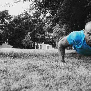 fitness buiten