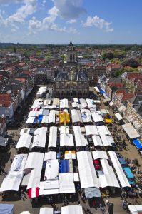zaterdag markt