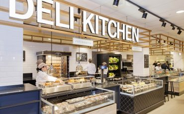 deli kitchen albert heijn AH XL