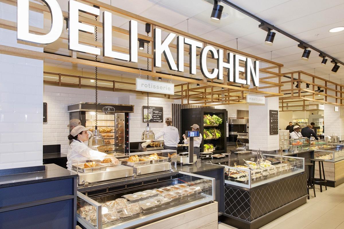 deli kitchen albert heijn
