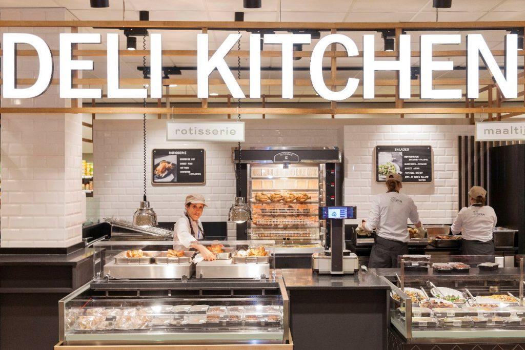 Albert Heijn XL Delft Deli Kitchen