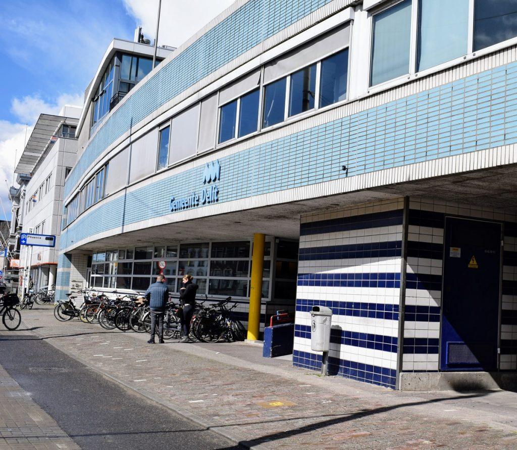 stadskantoor phoenixstraat gemeente delft