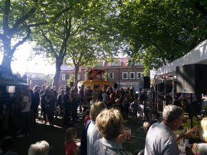 summer food festival den hoorn