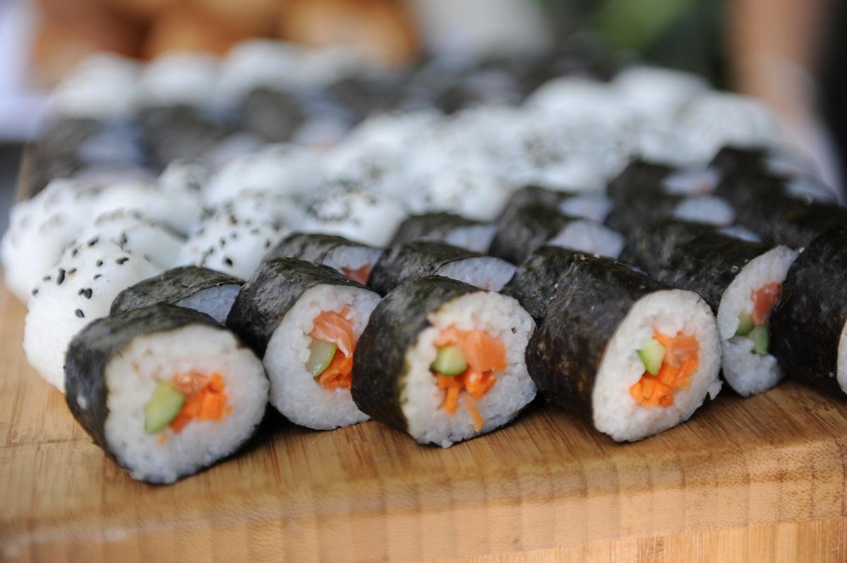 sushi delft