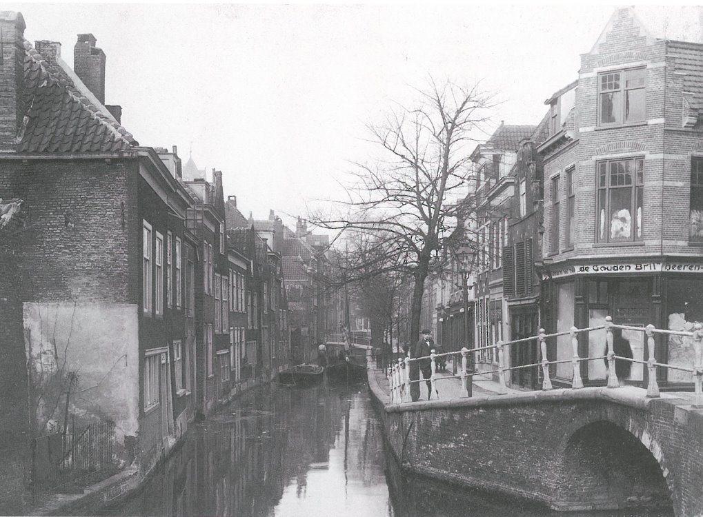 voldersgracht in 1898