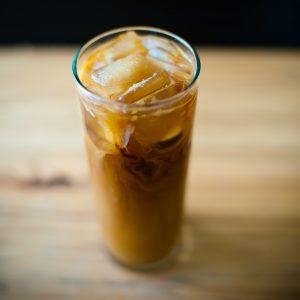 ijskoffie sil