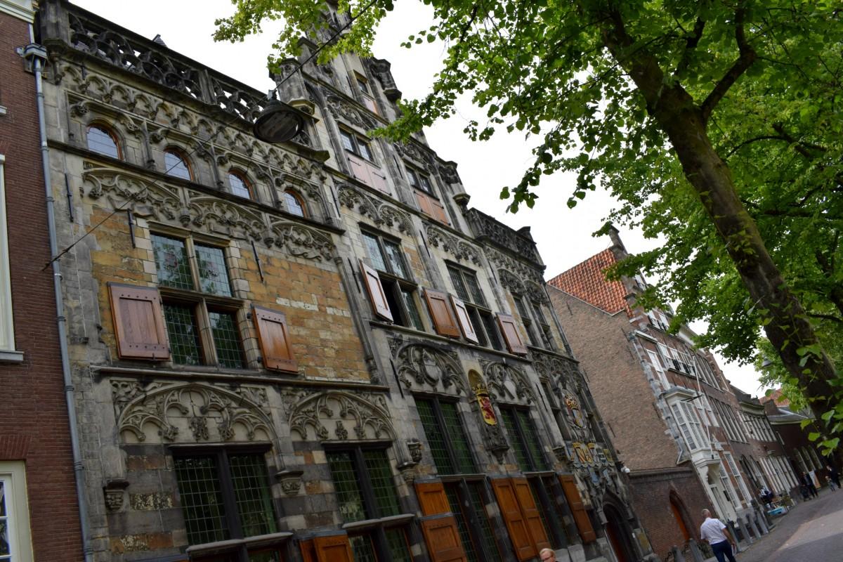 oudste huis Delft