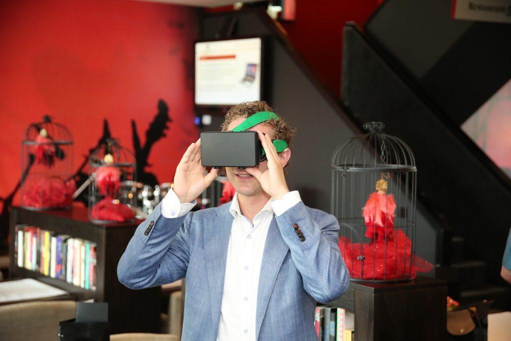 hampshire hotel delft centre virtual reality